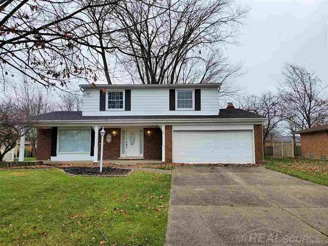37305 Gregory, Sterling Heights, MI 48312 (MLS #50032753) :: The BRAND Real Estate