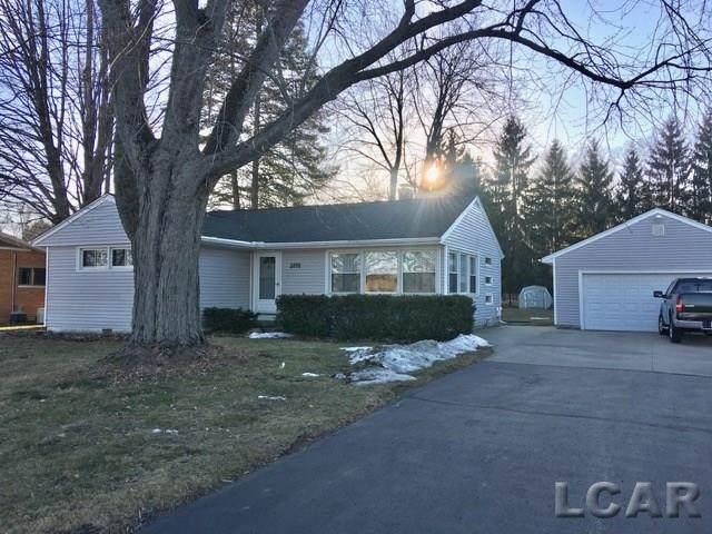 2890 Sand Creek Hwy, Adrian, MI 49221 (MLS #50035568) :: The BRAND Real Estate