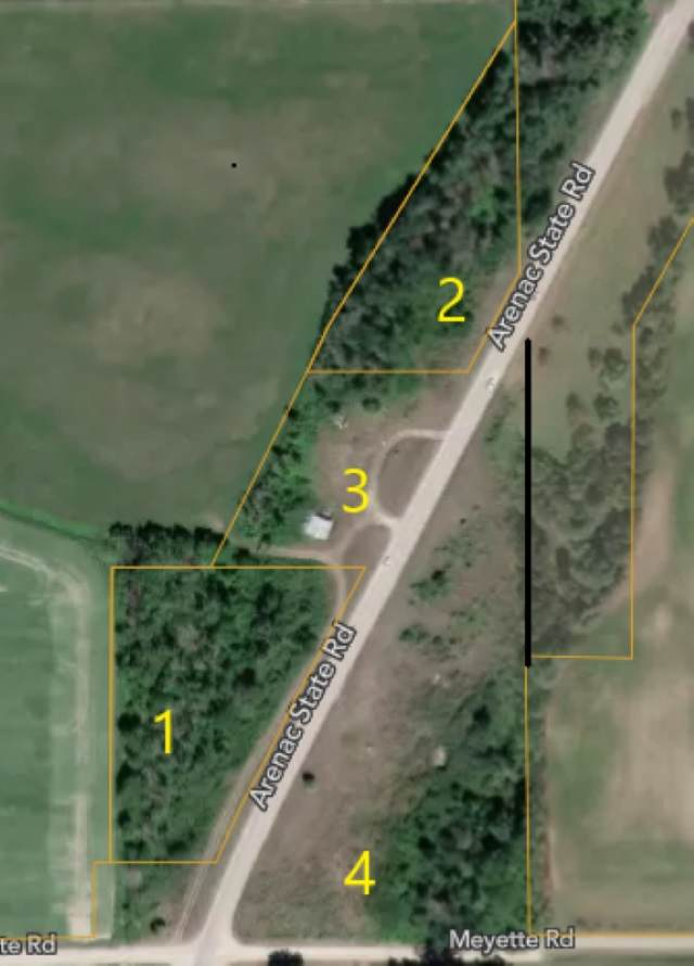 0 Arenac-State Rd, Standish, MI 48658 (MLS #50035841) :: The BRAND Real Estate