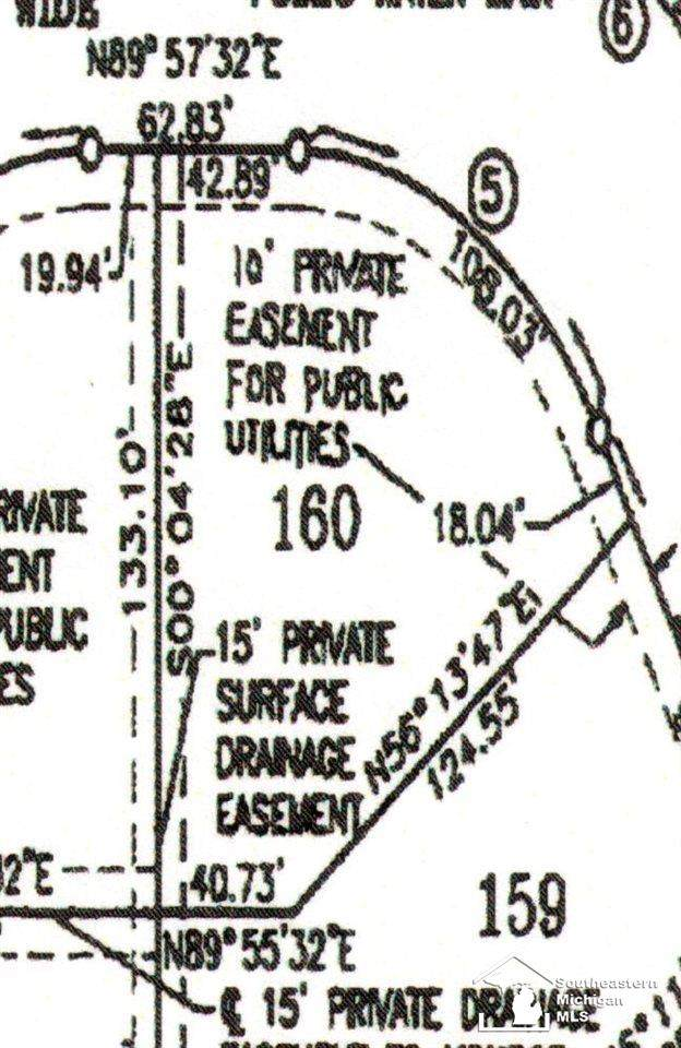 7823 Audubon Lane, Newport, MI 48166 (MLS #50037372) :: The BRAND Real Estate