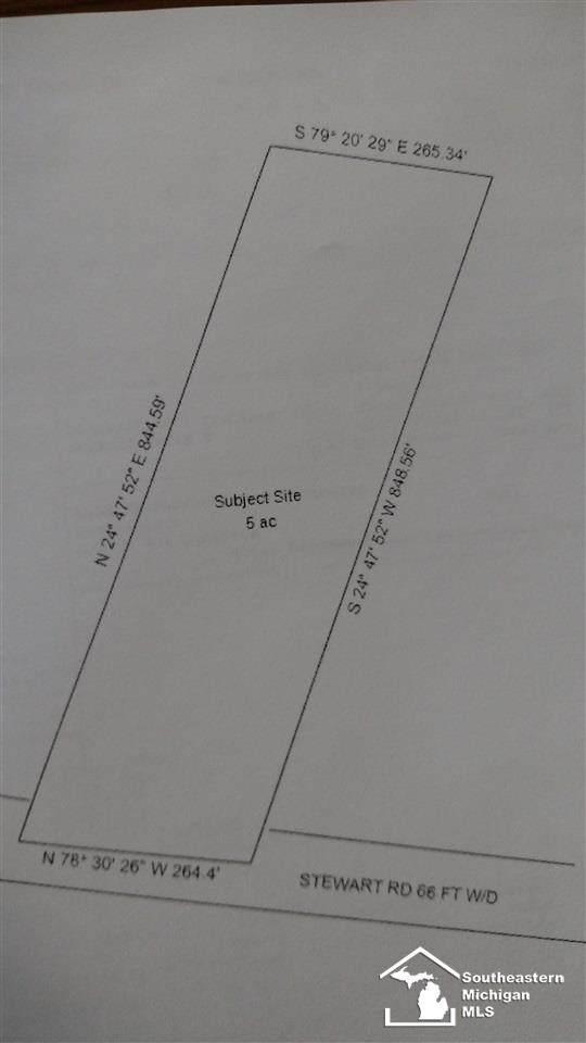 Stewart, Monroe, MI 48162 (MLS #50039434) :: The BRAND Real Estate