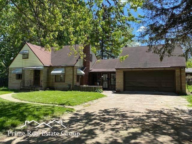 3516 Kent, Flint, MI 48503 (MLS #50041809) :: The BRAND Real Estate