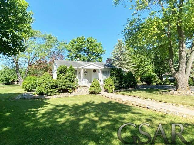 1060 Tracy St, Owosso, MI 48867 (MLS #50044908) :: Kelder Real Estate Group