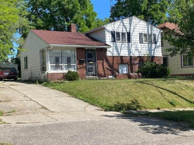 815 Kennelworth Ave, Flint, MI 48503 (MLS #50046248) :: Kelder Real Estate Group