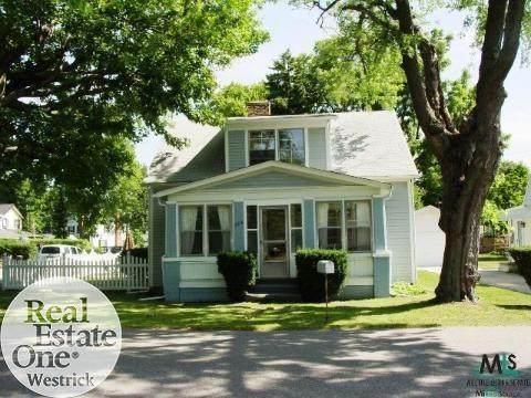 316 Conley, Algonac, MI 48001 (MLS #50055494) :: The BRAND Real Estate