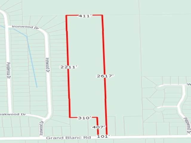 Grand Blanc Road, Swartz Creek, MI 48473 (MLS #50057704) :: The BRAND Real Estate