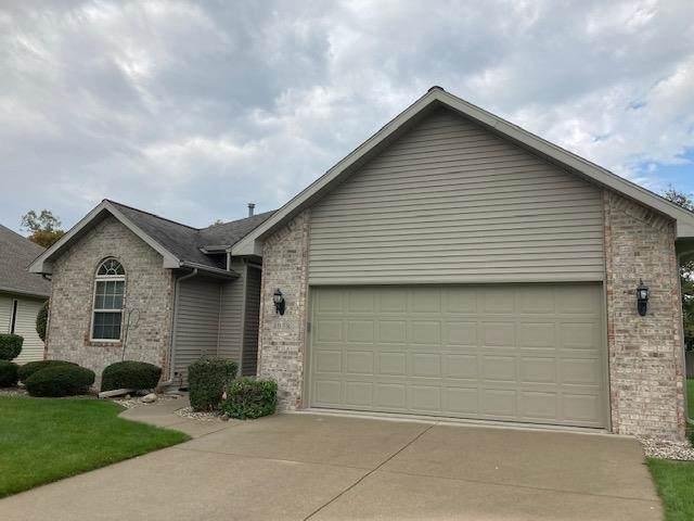 4038 Creekwood Circle, Bay City, MI 48706 (MLS #50058073) :: Kelder Real Estate Group