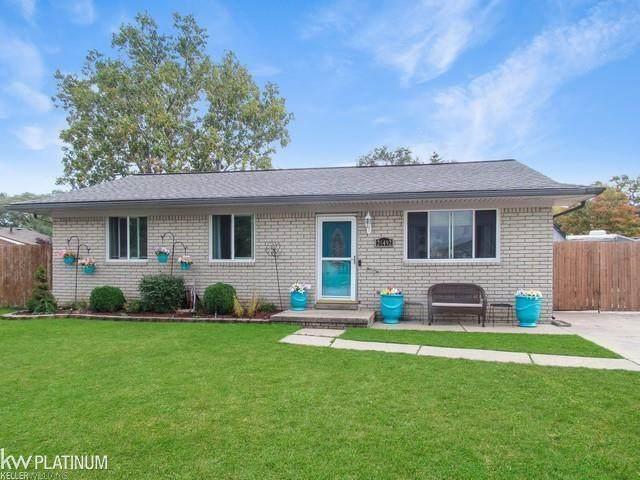 28492 Secretariat Ct., Roseville, MI 48066 (MLS #50058109) :: Kelder Real Estate Group