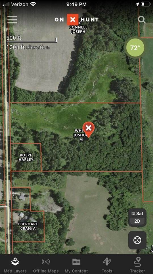 0 V/L Woodbury Road, Laingsburg, MI 48848 (MLS #21096715) :: Kelder Real Estate Group