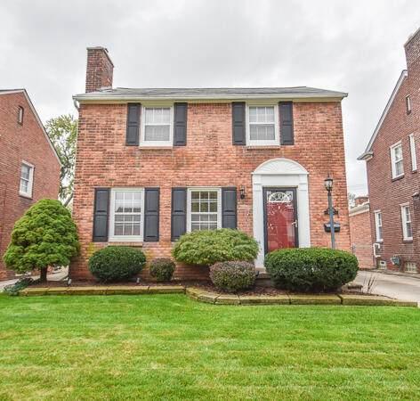 22905 Marlboro Street, Dearborn, MI 48128 (MLS #21110472) :: Kelder Real Estate Group