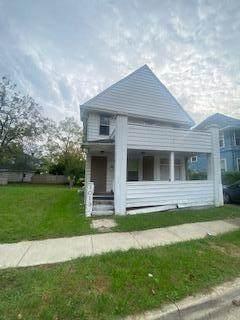 1013 2nd Court, Jackson, MI 49203 (MLS #21111115) :: Kelder Real Estate Group