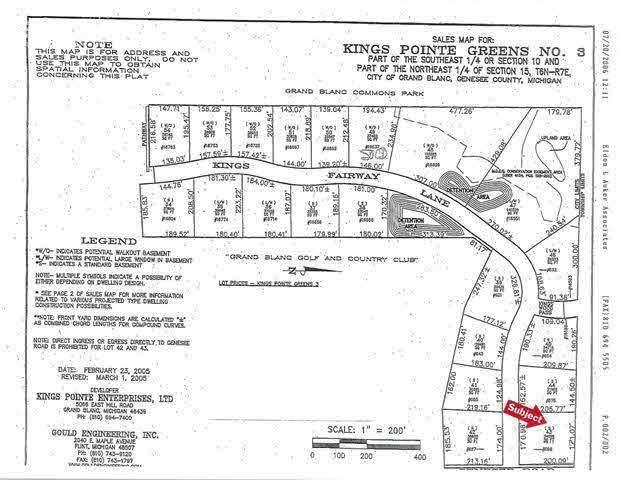 698 Kings Fairway Lane, Grand Blanc, MI 48439 (MLS #100000917) :: Kelder Real Estate Group