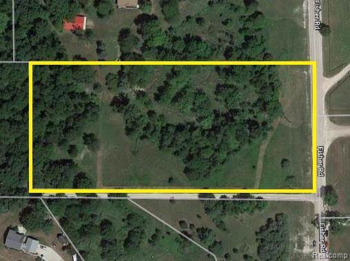 Fisher Rd, Howell, MI 48855 (MLS #219096816) :: The John Wentworth Group