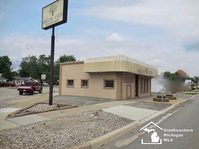13466 Dix-Toledo, Southgate, MI 48195 (MLS #31390780) :: The Tom Lipinski Team at Keller Williams Lakeside Market Center