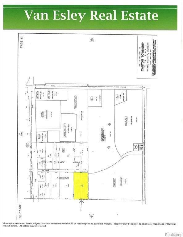 1725 S Gorman Rd, Canton, MI 48187 (MLS #2210012291) :: The Tom Lipinski Team at Keller Williams Lakeside Market Center