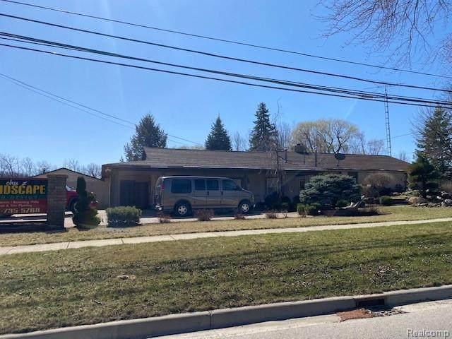 495 W Broad St, Linden, MI 48451 (MLS #2210022261) :: Kelder Real Estate Group
