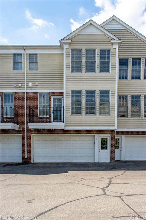 131 E Parent Ave, Royal Oak, MI 48067 (MLS #2210029583) :: The BRAND Real Estate