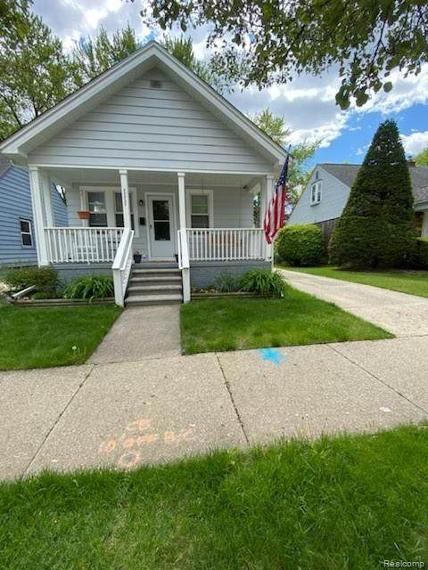 22237 Cleveland St, Dearborn, MI 48124 (MLS #2210035498) :: The BRAND Real Estate