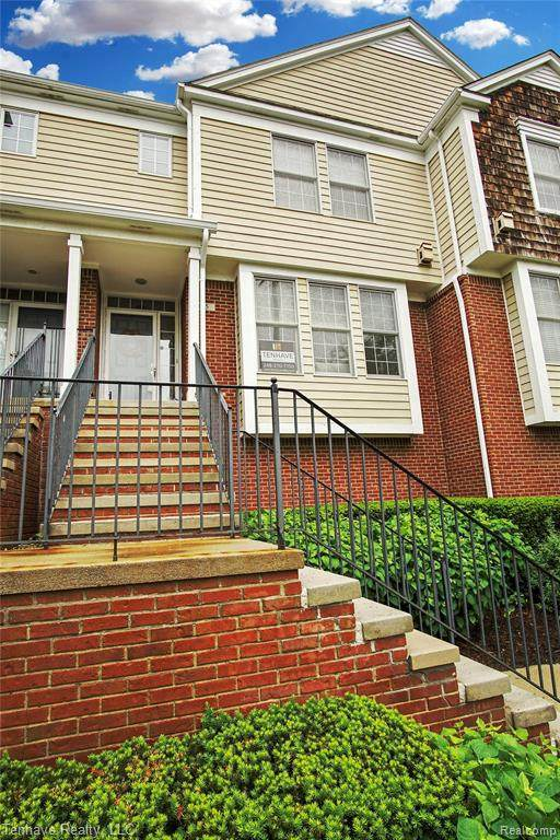 125 E Parent Ave Unit#5, Royal Oak, MI 48067 (MLS #2210039205) :: The BRAND Real Estate