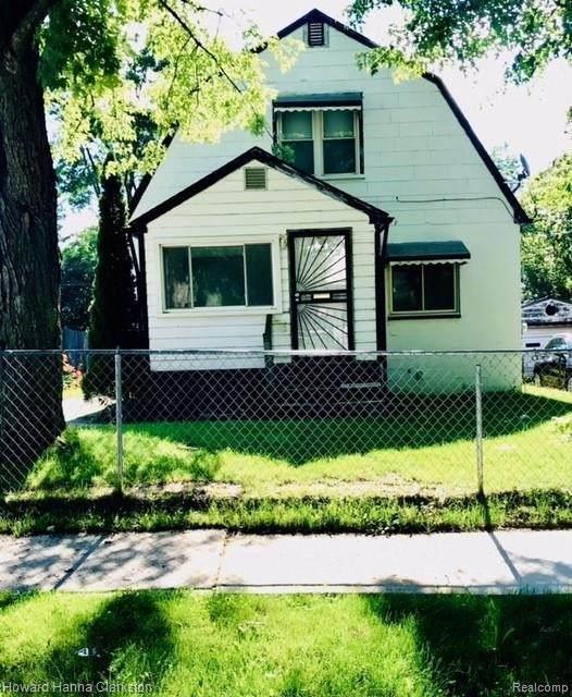 465 Marshall St, Pontiac, MI 48342 (MLS #2210052160) :: Kelder Real Estate Group