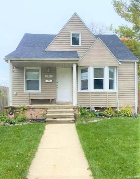 11448 Sioux, Redford, MI 48239 (MLS #2210053862) :: Kelder Real Estate Group