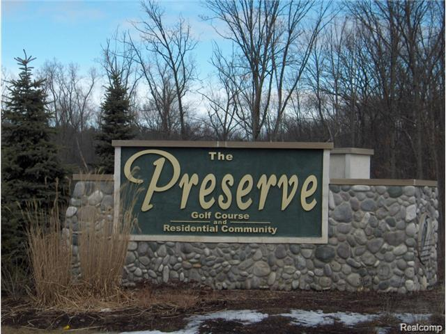 Preserve, Fenton, MI 48430 (MLS #214124165) :: The Tom Lipinski Team at Keller Williams Lakeside Market Center