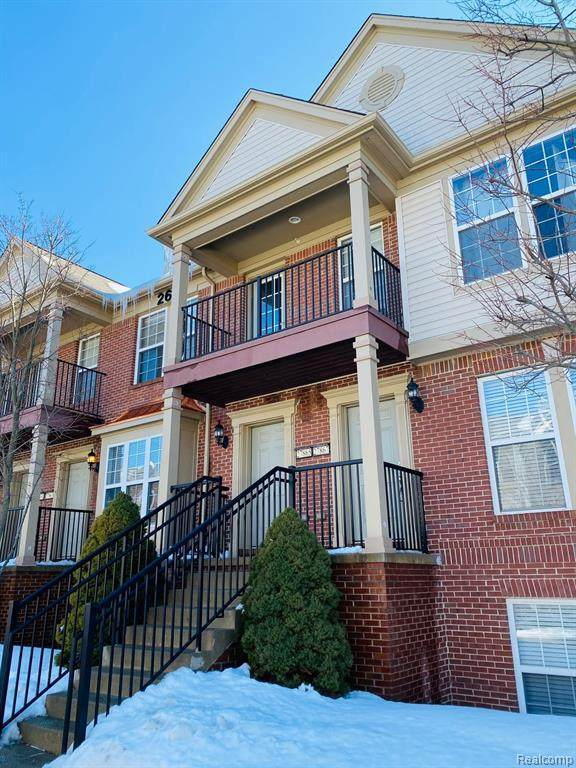 27867 Hopkins Dr, Novi, MI 48377 (MLS #2210010347) :: The BRAND Real Estate