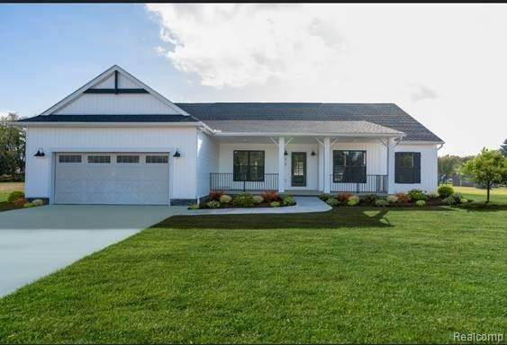 TBD (Unit 32) W Auburn Trl, Brighton, MI 48114 (MLS #2210015646) :: Kelder Real Estate Group