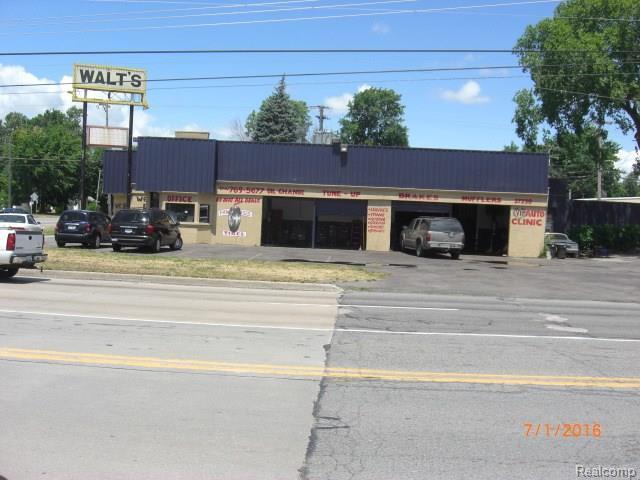 27330 Van Born Rd, Dearborn Heights, MI 48125 (MLS #216062848) :: The Tom Lipinski Team at Keller Williams Lakeside Market Center