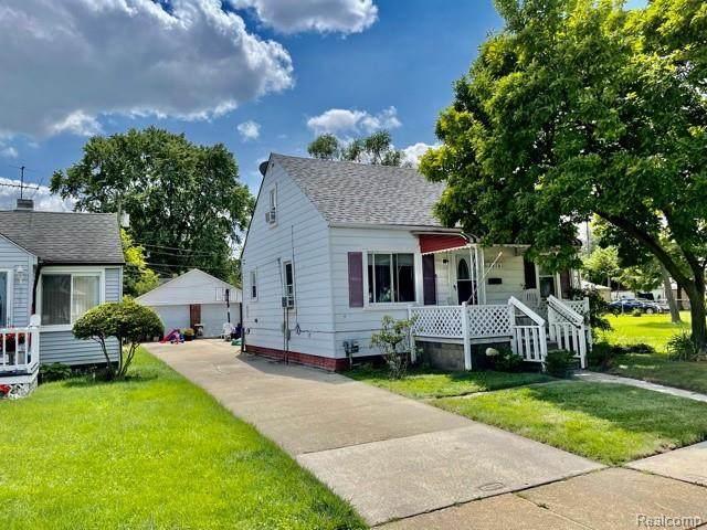 12476 Sherman Ave, Warren, MI 48089 (MLS #2210030359) :: Kelder Real Estate Group