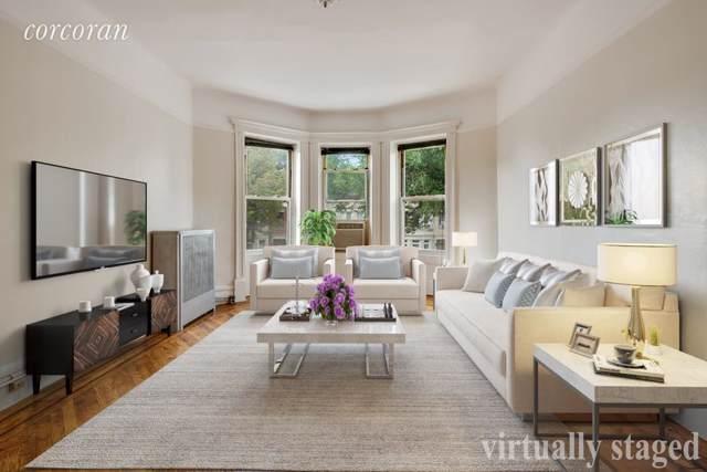 205 Lefferts Ave, Brooklyn, NY 11225 (MLS #CORC-5800566) :: RE/MAX Edge