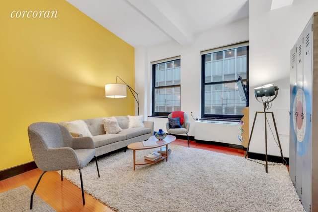 80 John St 6I, NEW YORK, NY 10038 (MLS #CORC-5935274) :: RE/MAX Edge