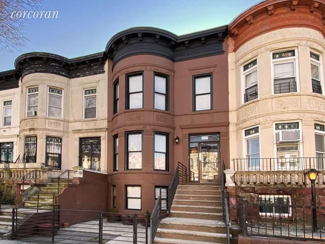 1632 Union St, Brooklyn, NY 11213 (MLS #CORC-5980916) :: RE/MAX Edge