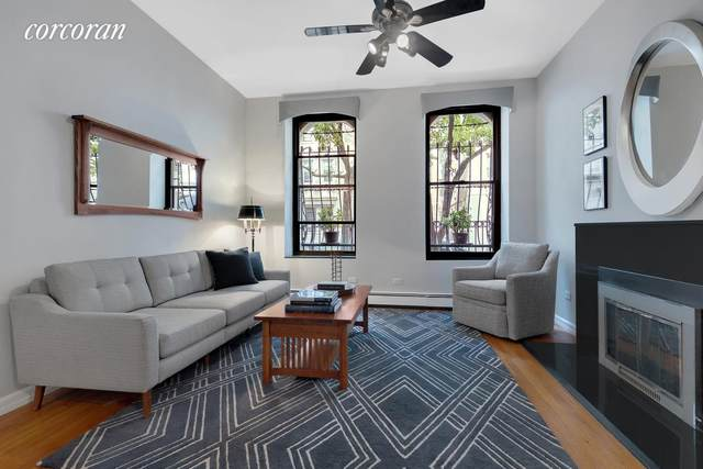 202 W 92ND St 1F, NEW YORK, NY 10025 (MLS #CORC-6138526) :: RE/MAX Edge