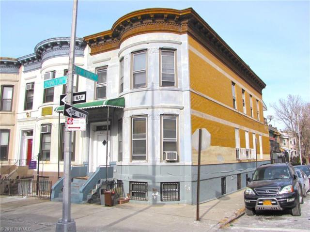 219 Ovington Ave, Brooklyn, NY 11209 (MLS #OLRS-0072230) :: The Napolitano Team at RE/MAX Edge