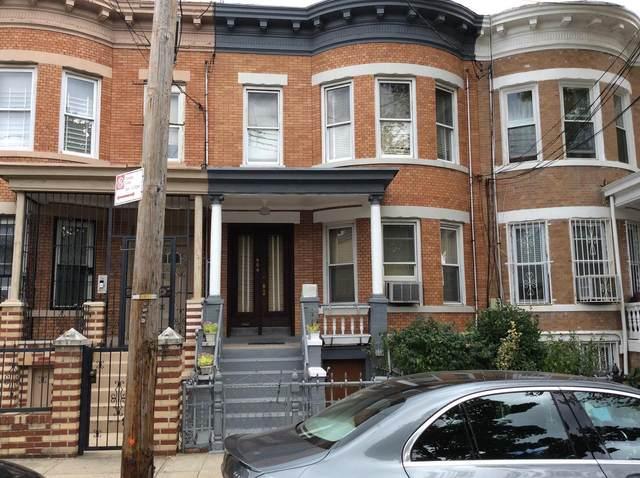 509 Barbey St, Brooklyn, NY 11207 (MLS #OLRS-0073635) :: RE/MAX Edge