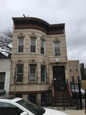 1251 Decatur St, Brooklyn, NY 11207 (MLS #OLRS-0078125) :: RE/MAX Edge