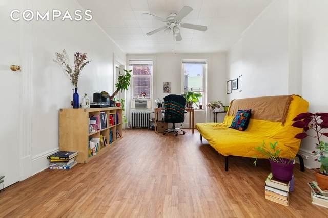 195 St Nicholas Ave Building, Brooklyn, NY 11237 (MLS #OLRS-0082253) :: Team Pagano