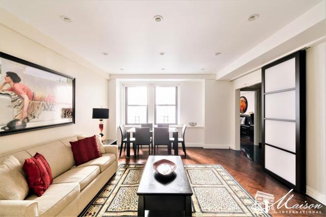 160 Central Park S #720, NEW YORK, NY 10019 (MLS #OLRS-1787666) :: RE/MAX Edge