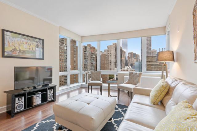 120 Riverside Blvd 14-J, NEW YORK, NY 10069 (MLS #OLRS-1787825) :: RE/MAX Edge
