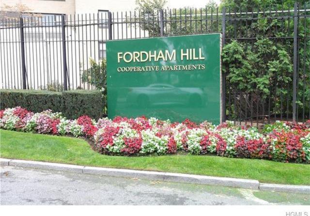 2 Fordham Hill Oval 4-E, BRONX, NY 10468 (MLS #OLRS-1793785) :: RE/MAX Edge