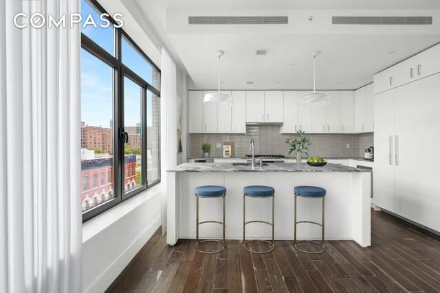 10 Lenox Ave 7-B, NEW YORK, NY 10026 (MLS #OLRS-1825042) :: Team Pagano