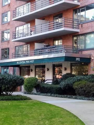 392 Central Park W 18-A, NEW YORK, NY 10025 (MLS #OLRS-1869806) :: RE/MAX Edge