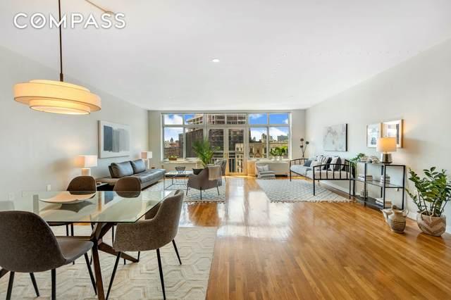 258 St Nicholas Ave 6-C, NEW YORK, NY 10027 (MLS #OLRS-266820) :: RE/MAX Edge