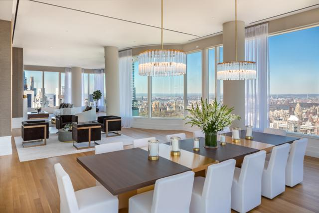 252 E 57TH St Penthouse, NEW YORK, NY 10022 (MLS #PRCH-235119) :: RE/MAX Edge