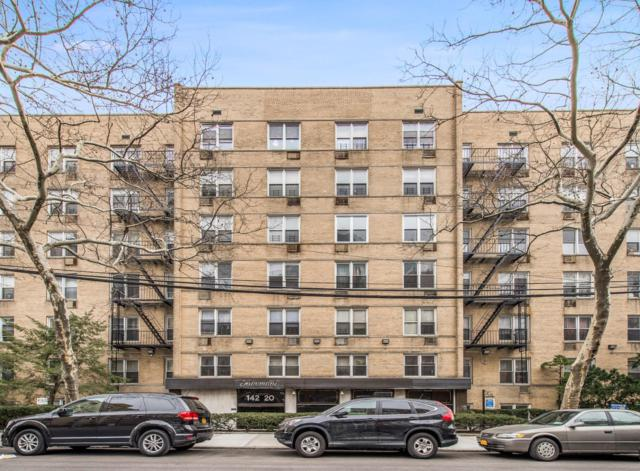 142-20 Franklin Ave 3S, FLUSHING, NY 11355 (MLS #RLMX-00382002218765) :: RE/MAX Edge