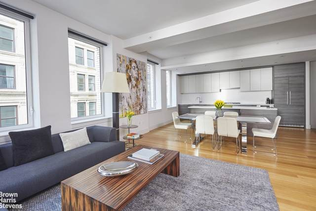 101 Leonard St 8E, New York City, NY 10013 (MLS #RPLU-21920028176) :: RE/MAX Edge