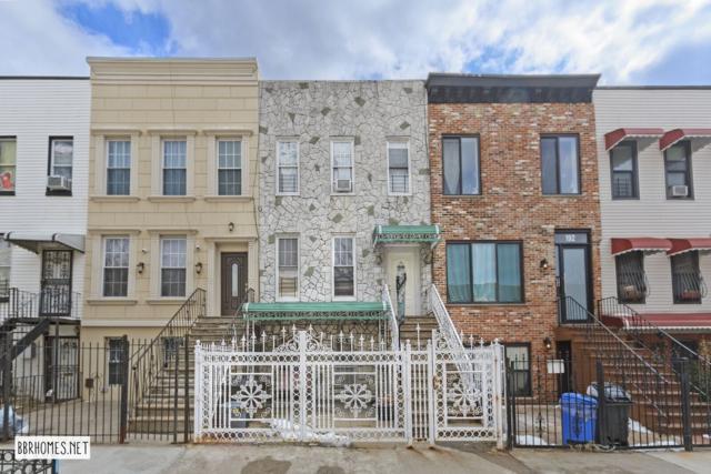 194 Cornelia St House, Brooklyn, NY 11221 (MLS #NEST-64830) :: The Napolitano Team at RE/MAX Edge