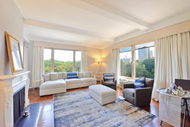 100 Central Park S 6-A, NEW YORK, NY 10019 (MLS #OLRS-1786813) :: RE/MAX Edge