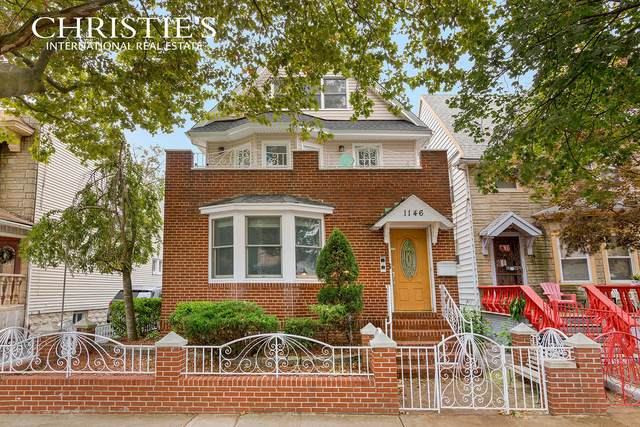 1146 E 37TH St House, Brooklyn, NY 11210 (MLS #PRCH-3148114) :: Team Pagano